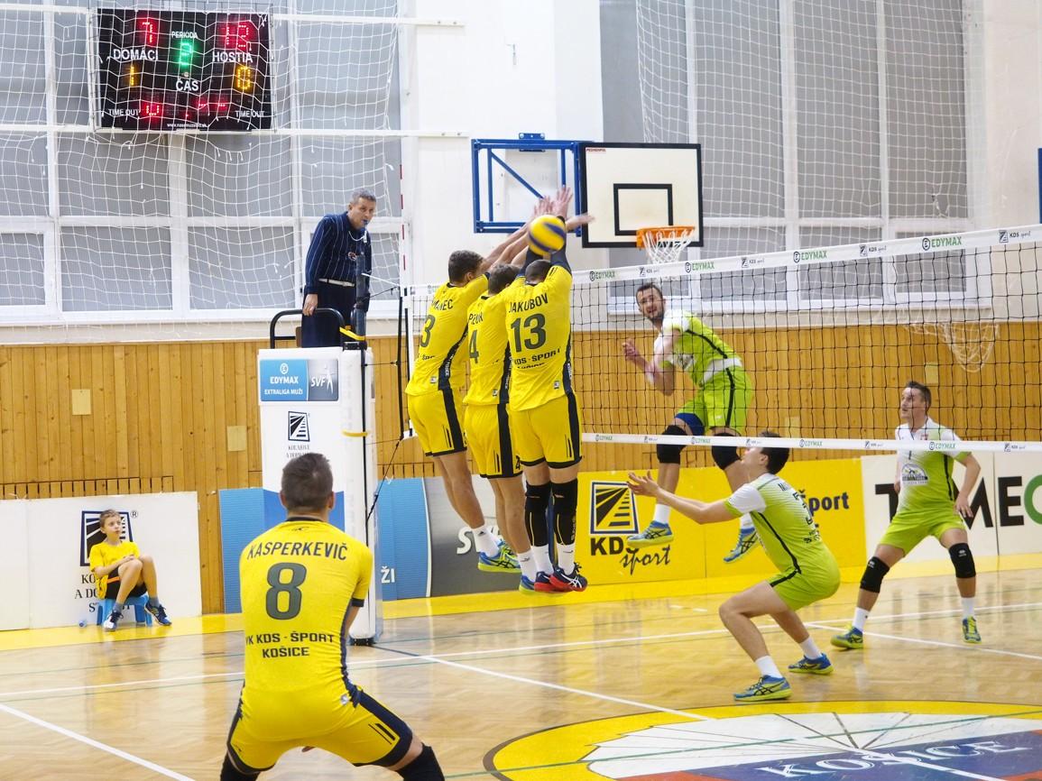 Kosice - Svidnik 3. kolo
