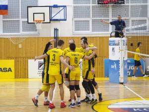 Extraliga 16/17 VK KDS-šport Košice vs. VKP Bystrina SPU Nitra 25.02.2017