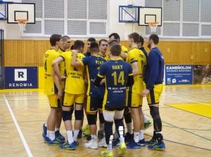 Extraliga 17/18 VK KDS-šport Košice vs. COP Trenčín 13.01.2018