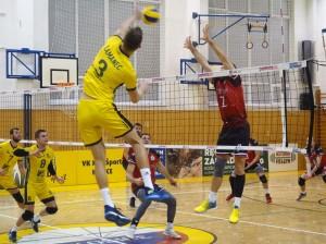 Extraliga 17/18 VK KDS-šport Košice vs. VK MIRAD PU Prešov 19.11.2017