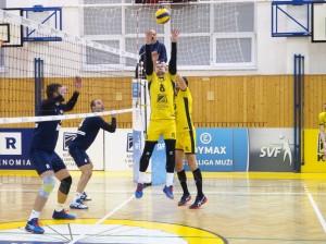 Extraliga 18/19 VK KDS-šport Košice vs. MVK Zvolen 12.01.2019