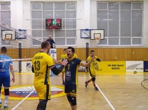 Extraliga 17/18 VK KDS-šport Košice vs. TJ Slávia Svidník 3.3.2018