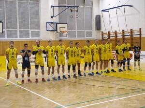Extraliga 17/18 VK KDS-šport Košice vs. TJ Spartak Myjava 4.11.2017