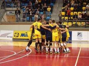 Extraliga 18/19 VK KDS-šport Košice vs. VK MIRAD PU Prešov 27.10.2018