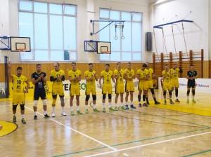 Extraliga 18/19 VK KDS-šport Košice vs. COP Trenčín 21.09.2018