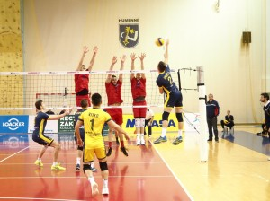 Challenge cup: VK KDS-šport Košice vs. CSA Steaua Bukurešť