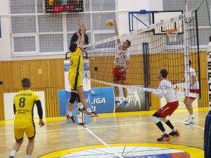 Slovenský pohár 16/17: VK KDS-šport Košice vs. VK Spartak UJS Komárno