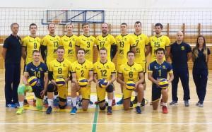 Extraliga 17/18 VK KDS-šport Košice vs. VKM Stará Ľubovňa 20.9.2017