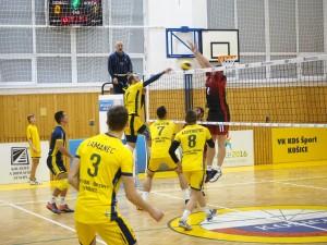 Extraliga 16/17 VK KDS-šport Košice vs. VK MIRAD PU Prešov 6.11.2016